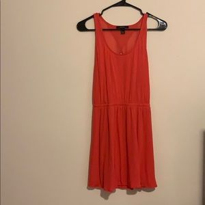 Forever21 Red/coral Dress